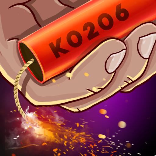 シミュレータバン爆竹ジョーク 模擬 App LOGO-APP開箱王