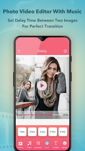 Photo Video Maker with Music : Video Editor screenshot 5