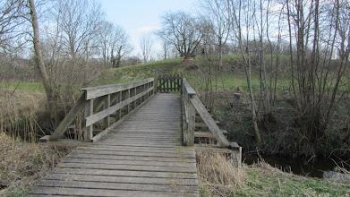 Photo: über diese Brücke geht es wieder nach Deutschland