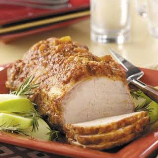 Slow-Cooked Pork Roast.