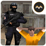 Game Anti-Prison Escape: Survival Jail Break Mission 3D apk for kindle fire