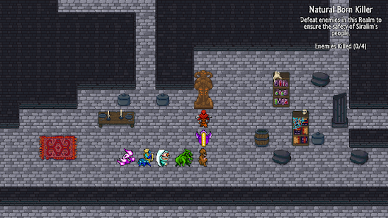 Siralim 2 (Roguelike / RPG)- screenshot thumbnail