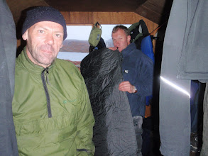 Photo: Greenland - Hut at the end of Day 3