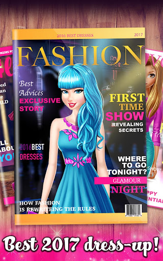 Cover Fashion - Doll Dress Up 1.1.5 Screenshots 11