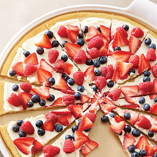 Pampered Chef Fruit Pizza Recipes
