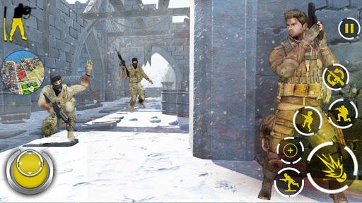 Fort Royale Battle Frontline Combat Shooting Arena 1.0.2 screenshots 1