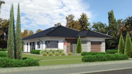 projekt Dom przy Pastelowej 19