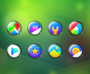 Soappix Icon Pack app for Android screenshot