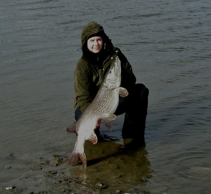 Photo: 13660g 116cm 58,5cm Hågen Jellum 2009