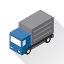トラックカーナビ by ナビタイム 大型車,最新地図,渋滞,通行止め,ライブカメラ,降雪マップ