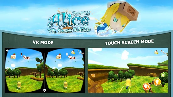 Alice Running VR Demo Edition- screenshot thumbnail