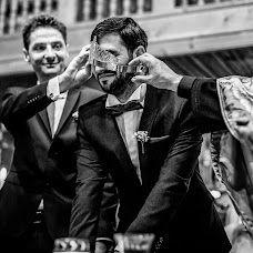 Wedding photographer Mihai Zaharia (zaharia). Photo of 12.12.2018