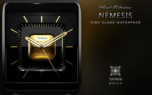 Nemesis weather watch face  screenshots 10