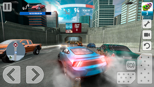 Download Real Car Driving Experience - Racing game MOD APK 10