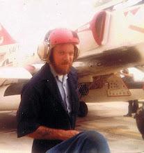 """Photo: Jim """"Grog"""" Grogitsky AO1 VT 24 '83"""