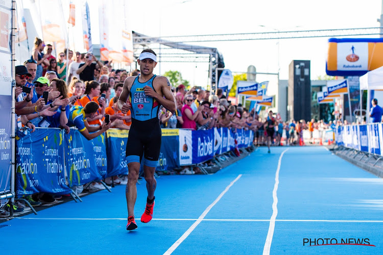 Daar is Jelle Geens! Na positieve coronatest gaat triatleet nu toch met Belgian Hammers voor medaille in Tokio