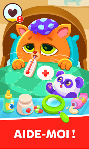 Bubbu – My Virtual Pet  captures d'écran 1