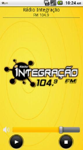 Rádio Integração FM 104 9