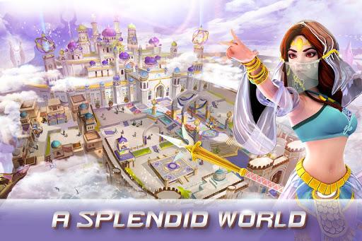 Aladdin: Lamp Guardians screenshot 24