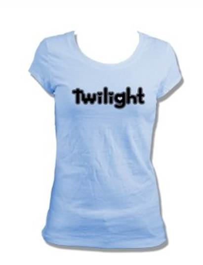 Photo: Ladies American Apparel - Twilight T-Shirt - www.wordans.com/display/category/Celebrity/Twilight