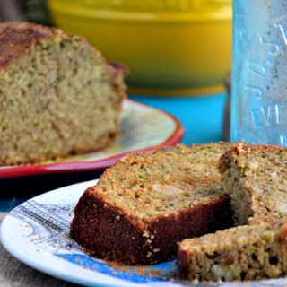 Cinnamon Paleo Zucchini Bread {Gluten-Free, Grain-Free, Dairy-Free, Soy-Free}