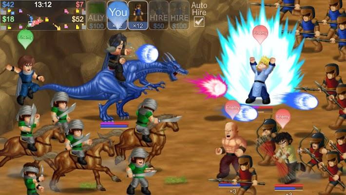 Hero Fighter X v1.08 (Full/Unlocked)