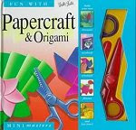 Photo: Fun with Papercraft & Origami Foster, Walter Publishing, Inc 1997 Hardcover ISBN 1560103914