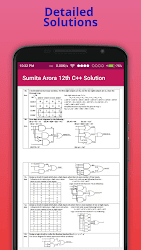 Sumita Arora 12th C++ Solution APK Download – Free Books & Reference APP for Android 2