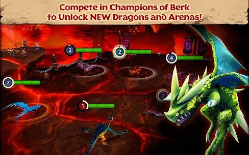 Dragons: Rise of Berk MOD 1.34.9 (Unlimited Runes) Apk 7