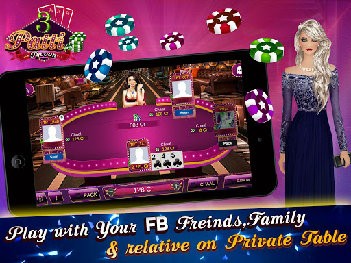 Teen Patti Tycoon 1.0.50 screenshots 4