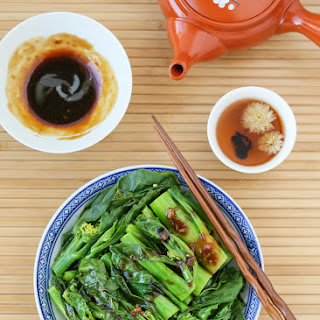 Chinese Broccoli (Gai Lan) Recipe