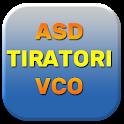 Tiratori VCO icon