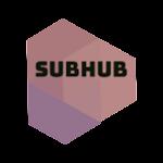 Subtitles downloader - Subhub icon