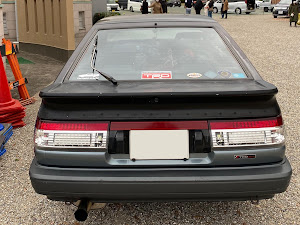 スプリンタートレノ  GTV(昭和60年式)のカスタム事例画像 銀次郎(銀リトラ)さんの2020年11月23日01:14の投稿