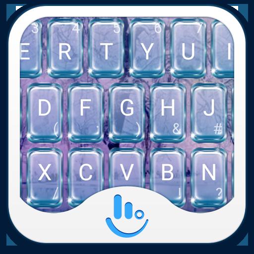 TouchPal Freeze Keyboard Theme