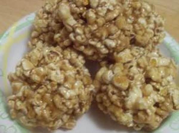 Pop's Molasses Popcorn Balls & Taffy