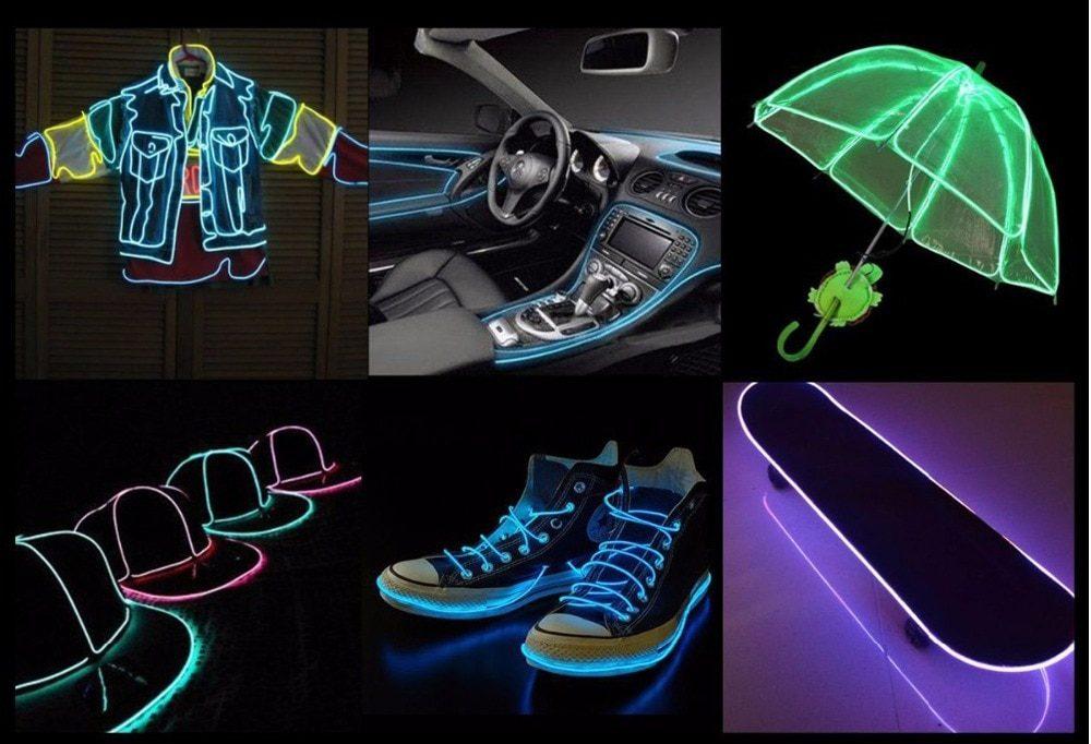 LED Stick Figure Kit