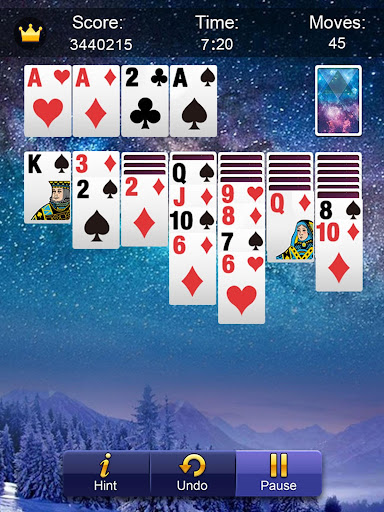 Solitaire apkpoly screenshots 5