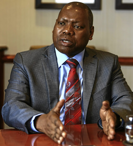 Sidestepped: Co-operative Governance Minister Zweli Mkhize, said officials had regarded VBS Bank deposits as investments that they did not have to report to councils. Picture: SIMPHIWE NKWALI /SUNDAY TIMES.