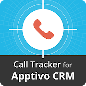 Call Tracker for Apptivo CRM
