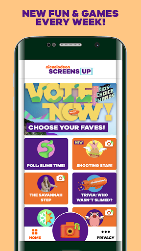 SCREENS UP by Nickelodeon 4.0.1708 de.gamequotes.net 1