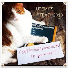 Photo: Build Up Your Education - Udemy launched #Teach2013 Ready to Teach or to Invite Someone to Teach? Find more at ContinuingEducation.Me #intercer #cat #pet #cats #pets #meow #petsofinstagram #beautiful #cute #animal #picpets #kitty #kitten #catlovers #learn #education #school #teach #books #programming #learning #college #udemy #holiday #backtoschool #teach2013 - via Instagram, http://instagr.am/p/UenGIspfjX/