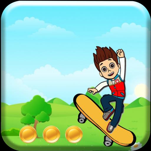 Rush World Skater Boy