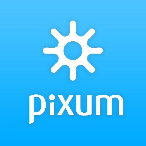 Pixum - Photo Book, calendar, photo prints & more Icon