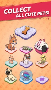 Merge Cute Animals: Cat & Dog 9