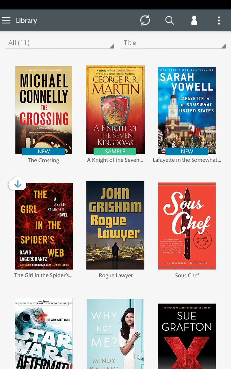 NOOK: Read eBooks & Magazines screenshot #18