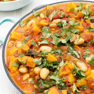 Butter Bean And Spinach Recipes.
