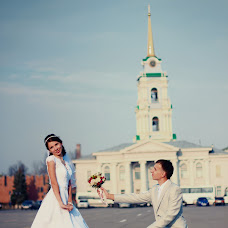 Wedding photographer Elena Gorokhova (LenaFlamma). Photo of 06.03.2015