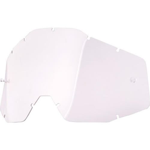100% Replacement Anti-Fog Lens, Clear