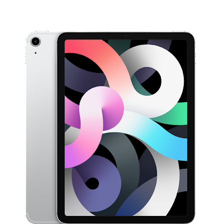 "Apple iPad Air 10,9"" 64GB WIFI + CELL (gen 4) Silver"